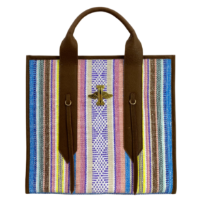 Miguel Clasic Camel Tote